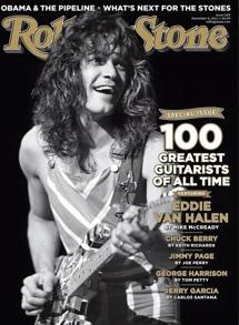 ローリングストーン誌が選ぶ最も偉大な100人のギタリスト