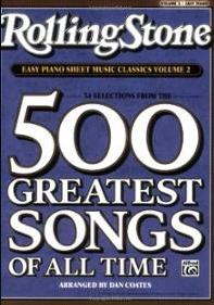 ローリングストーン誌の選ぶオールタイムグレイテストソング500