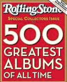 ローリング・ストーン誌が選ぶオールタイムベストアルバム500