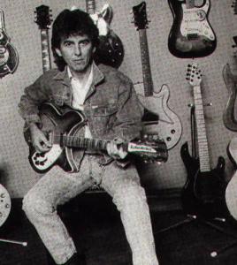 ジョージハリスン ギター