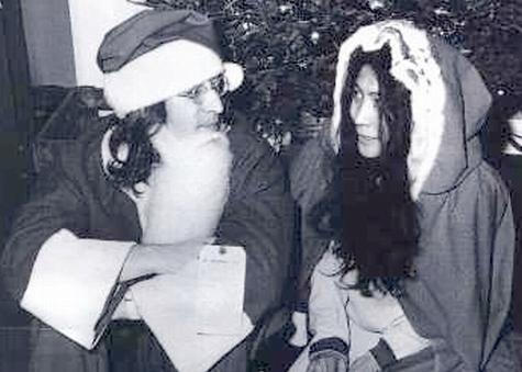 ジョンレノン クリスマス 和訳