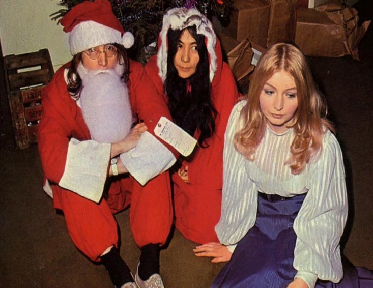 ジョンレノン クリスマス ソング