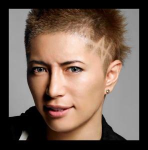 GACKT髪型坊主