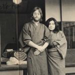 ジョン・レノンとオノ・ヨーコ