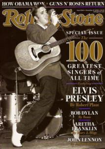 ローリングストーン誌が選ぶ最も偉大な100人のシンガー