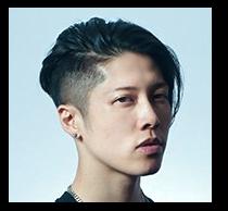 雅-MIYAVI-髪型インスタメイク黒髪