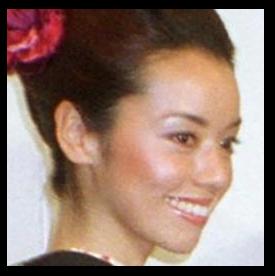 キャシー中島娘勝野ナナミ画像肺がん死去