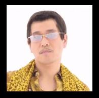 ピコ太郎の新曲に賛否。コメントや評価。正体と嫁
