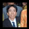 ドクさんが教授就任(広島国際大客員教授)。現在のベトさんと子供。結合双生児として(枯葉剤)