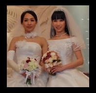一ノ瀬文香と杉森茜が破局(理由は浮気・自伝?)。婚姻届不受理での事実婚。結婚式と同居生活(画像・動画)
