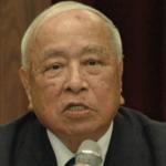 大田昌秀が死去(死因・病名)。沖縄県知事として。ノーベル平和賞と息子(画像・動画)