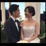 谷村奈南の結婚式写真(ブログ&インスタ)。井岡一翔との挙式の場所とドレス