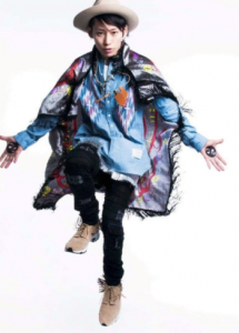 TAKUYA∞の服装を真似する。ファッションの着こなしとブランド(画像)